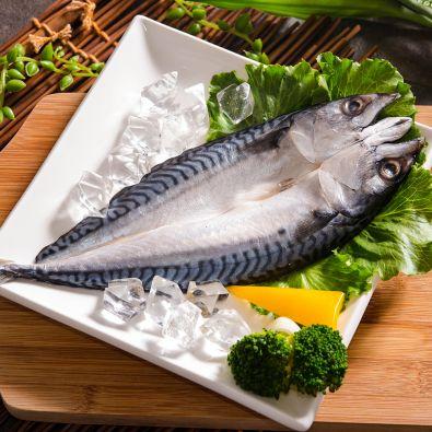 挪威鯖魚一夜干125G(小)
