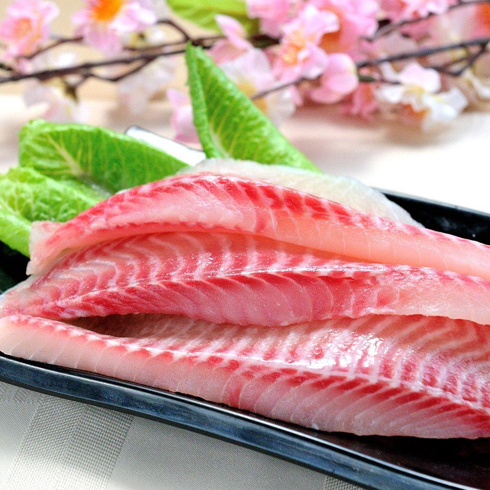 極鮮鯛魚片5片入