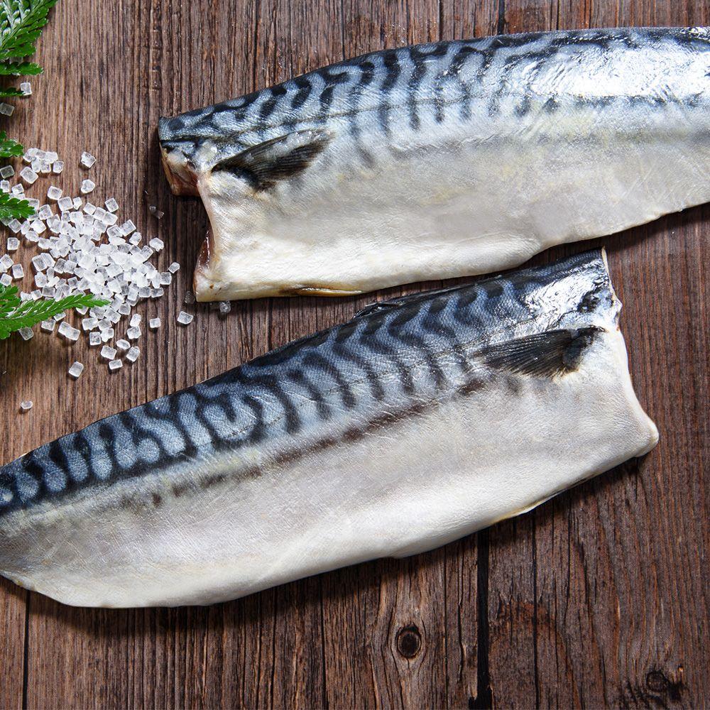 挪威薄鹽鯖魚 25片裝  $999 (規格S)