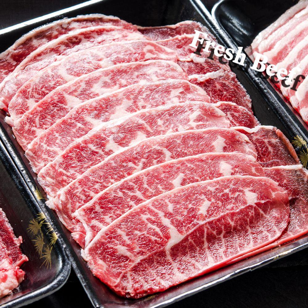 板腱牛排火鍋肉片